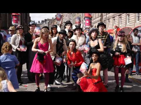 Edinburgh Festivals 2016