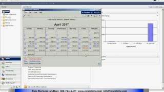 Cash Flow Forecast in Dynamics GP