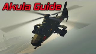 GTA Online: Akula Helicopter In Depth Guide and Review (Stealth Mode, Comparisons, and more)