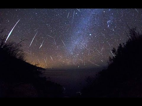 Stargazers set for a spectacular show from meteor showers expected late tonight