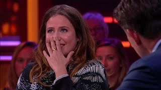 Sanne Vogel emotioneel over verlies baby - RTL LATE NIGHT MET TWAN HUYS