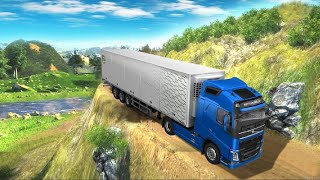 PK Cargo Truck Transport 2018 - New Cargo Truck Driving - Android GamePlay screenshot 2