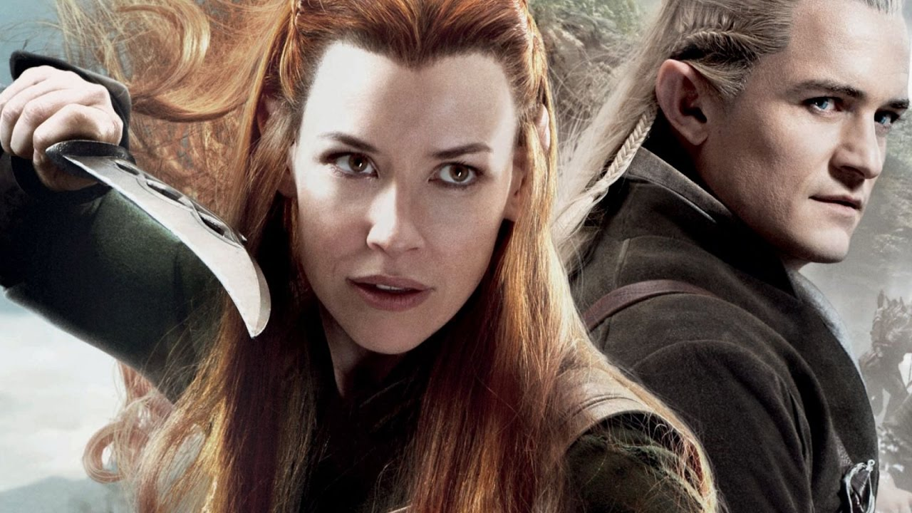 Legolas Tauriel Tribute Rise From The Ashes [The Lord of the