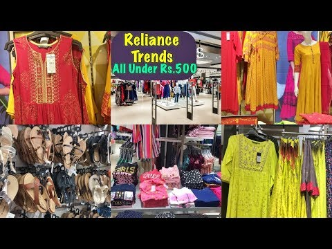 Reliance Trends Offers & Collections | Trends Shopping Haul | New Arrival | Discount On Kurtis |