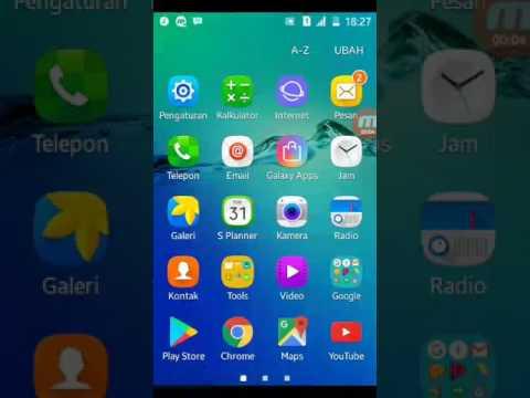 Cara lock network 4G LTE di Samsung GALAXY J1 mini - YouTube