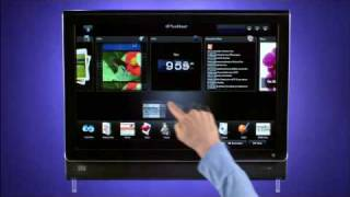 HP TouchSmart Homepage - Tutorial thumbnail