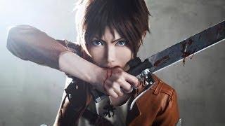 "Some of the Best ""Shingeki no Kyojin - Attack on Titan"" Cosplay"