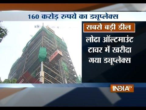 Lodha Group Sells Super-luxury Duplex for Rs 160 Crore in Mumbai