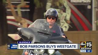 GoDaddy founder buys Westgate center in Glendale