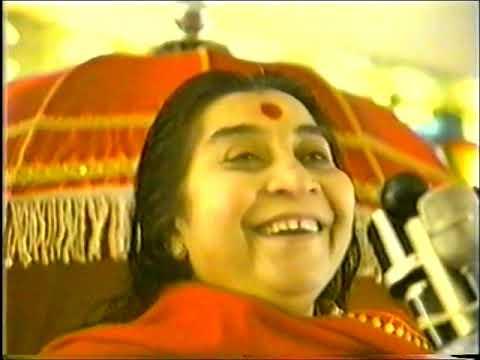 1982-0125 Беседа с сахаджа йогами, Откройте ваше сердце, Индия, русские субтитры