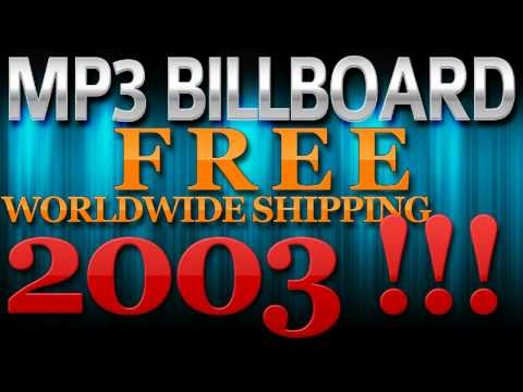 mp3 BILLBOARD 2003 TOP Hits mp3 BILLBOARD 2003