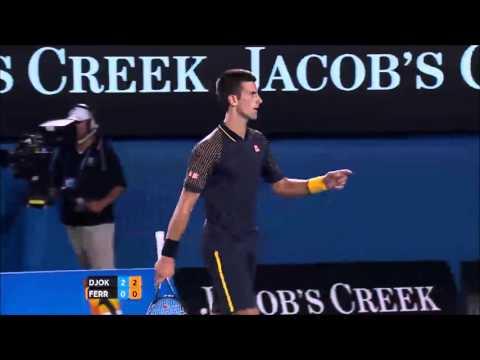 Novak Djokovic - Best Points (HD)
