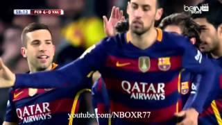 برشلونة في مواجهة شرسة مع إشبيلية في نهائي كأس ملك إسبانيا (فيديو)