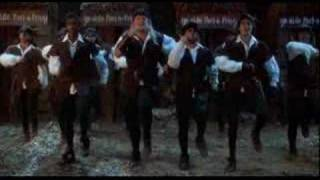 Men in Tights Song