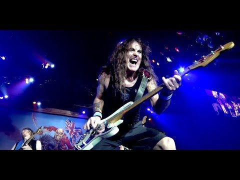 Iron Maiden bassist Steve Harris talks w/ Chris Jericho about Blaze Bayley era and more..!