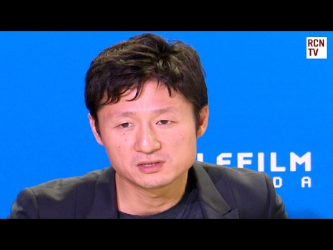 Director Sang-il Lee Interview Rage Premiere