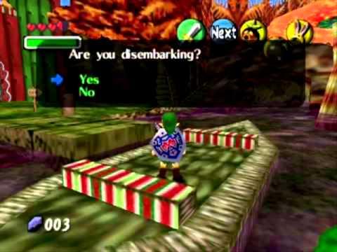 Jungle Cruise 10 Hours - The Legend of Zelda Majora's Mask