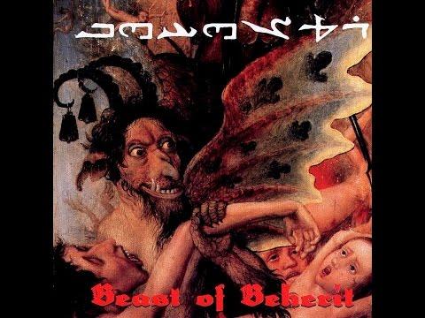 Beherit - Paradise, Of Thy Demonic Host
