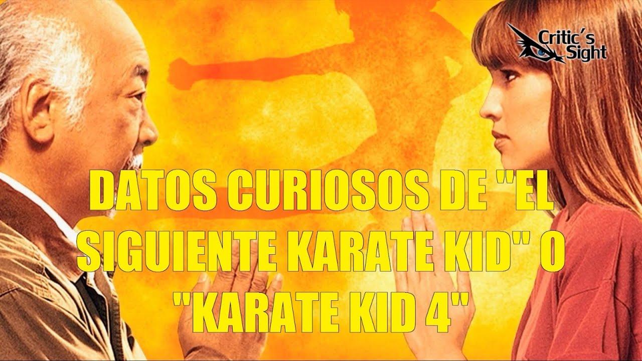 Karate Kid 4 Stream