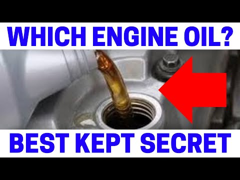 (Part 1) Why You Should Use 100% Synthetic Oil In Your Car - BE SURE TO WATCH PART 2