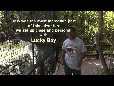 The Belize Zoo - Best Little Zoo in the World - Sony NEX VG20h