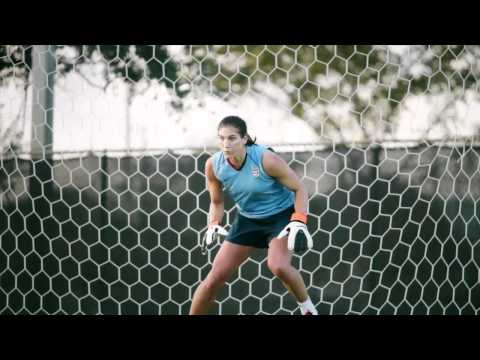 Pressure Makes Us: Hope Solo