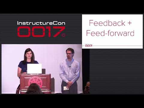 A Model for Student-Centered Flipped Courses Deployed in Canvas - John Thomson & Pamela Levine