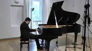 Beethoven - Piano Sonata no.31 in Ab Major op.110 (Or Yissachar)