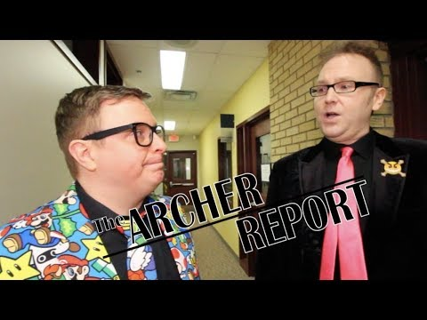 """The Archer Report Ep.52 """"Suited For The Job"""""""