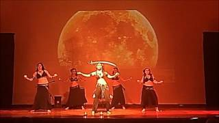 Gambar cover Sword - Tribal fusión con  sables - Anadel Airam