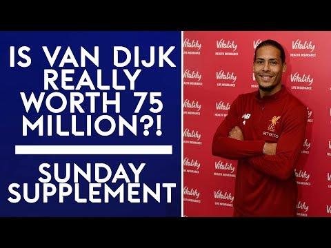 Is Virgil Van Dijk really worth £75m?! | Sunday Supplement | 31st December| Full Show