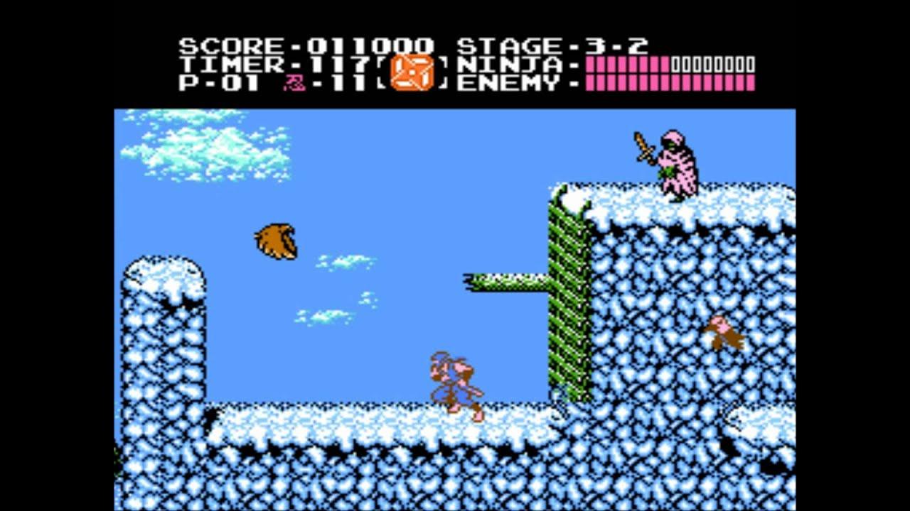 Let S Play Ninja Gaiden Nes 02 Birds Suck Youtube