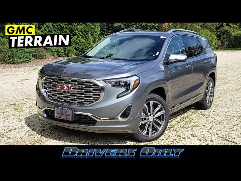 2020 GMC Terrain - Luxurious and Powerful Compact SUV