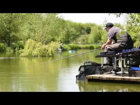 ***Coarse & Match Fishing TV*** The Practice - Les Thompson On Weston Pools