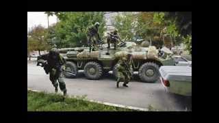 Посвящается погибшим бойцам ФСБ Альфа и Вымпел в Беслане /In honor Beslan Special Forces