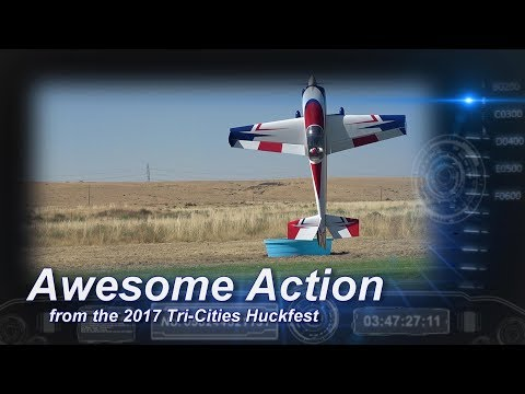 Awesome Action from the 2017 Tri-Cities Huckfest