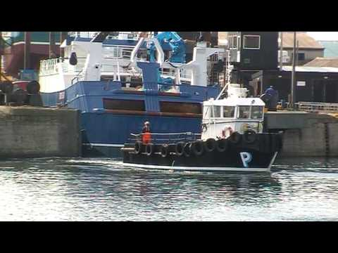 Ailsa - Fraserburgh Harbour Tug and Pilot Vessel