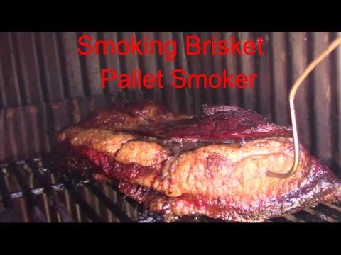 Smoking Brisket