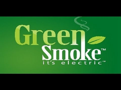 Green Smoke Intro Kit Review - Electronic Cigarette