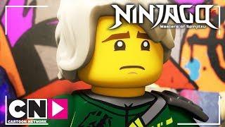 Ninjago film på svenska