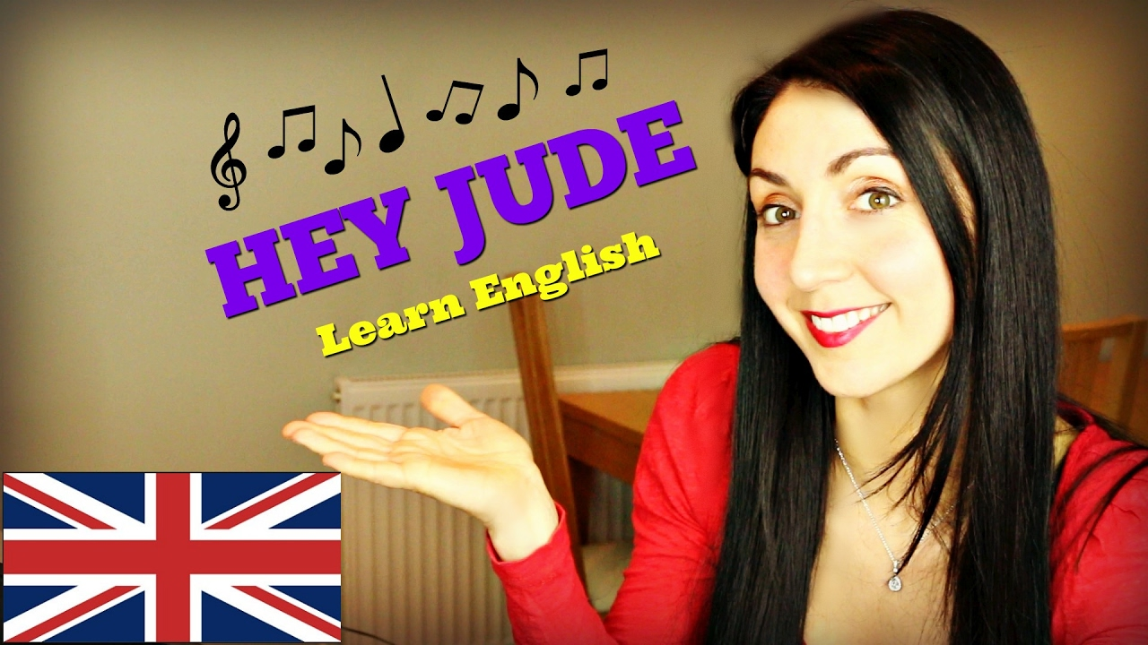 Beatles - Hey Jude: Learn English through Song