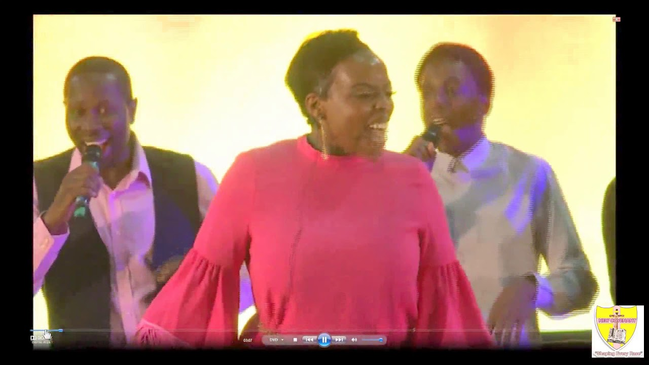 Yoruba High Praise - Salsa Gospel - NCC Choir, London ...