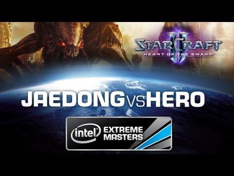 Hero vs. Jaedong - Group C - IEM Shanghai - StarCraft 2