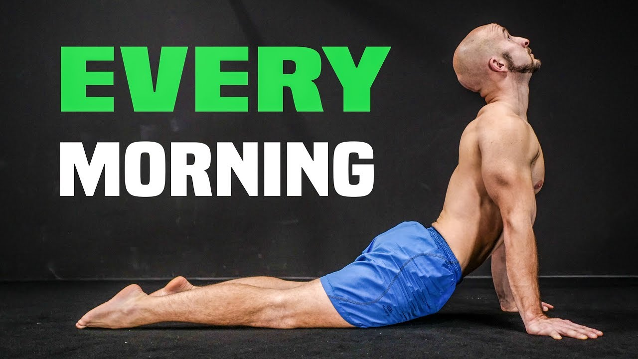 Do this Stretch first thing every Morning