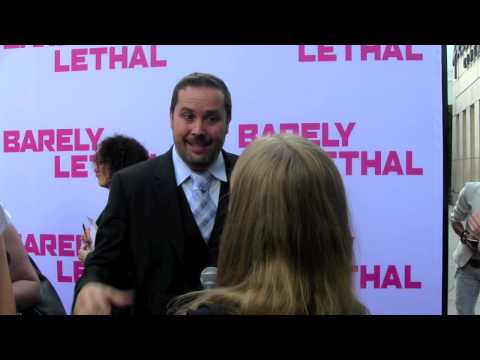 "Mateo Messina Interview at ""Barely Lethal"" Premiere Screening"