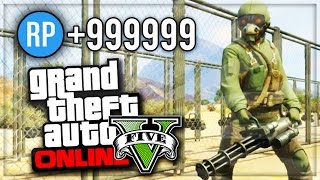 "GTA 5 How To Level Up Fast Online - Fastest RP Method ( ""GTA 5 Level Up Fast"" ) ""GTA 5 RP Glitch"""
