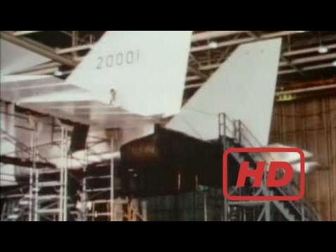 American Military Documentary Discovery Channel   Wings   North American Xb 70 Valkyrie