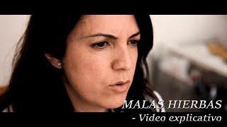 """Vídeo explicativo del cortometraje: """"Malas Hierbas"""""""