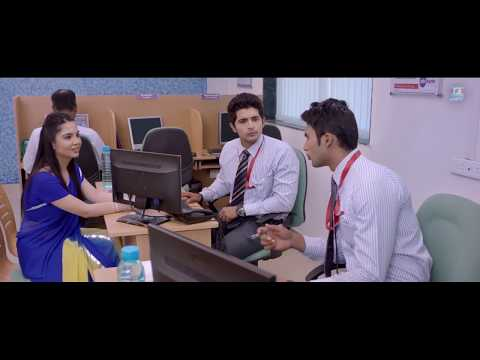 Boss Target & Sales Call | The Dream Job (2017) Hindi Movie | Film Based on Bankers Life