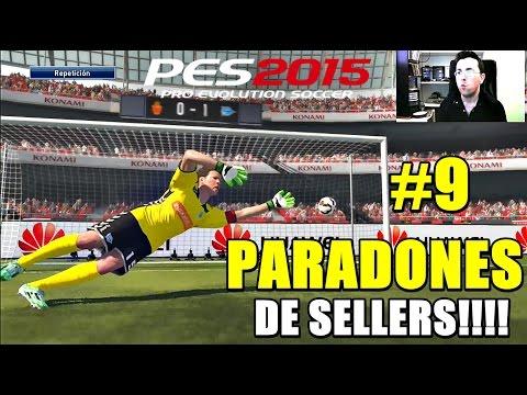 PES 2015 BAL | EL MEJOR PARTIDO DE BRAD SELLERS!!!!!! #9 | 2.0 |